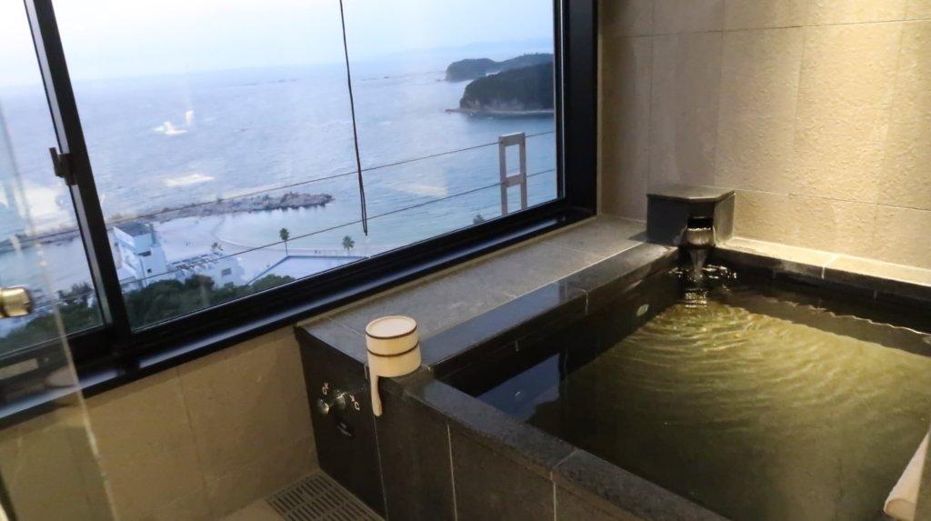お部屋の温泉
