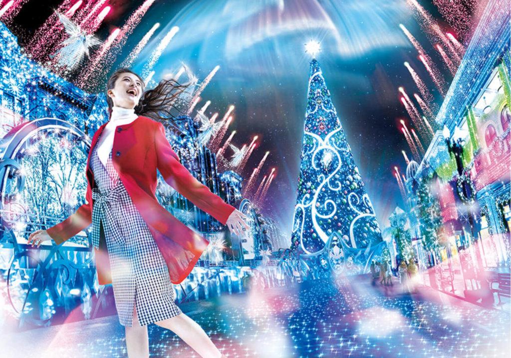 USJユニバーサルクリスマス2019