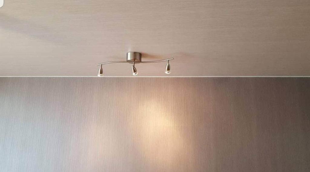 壁面関節ライト
