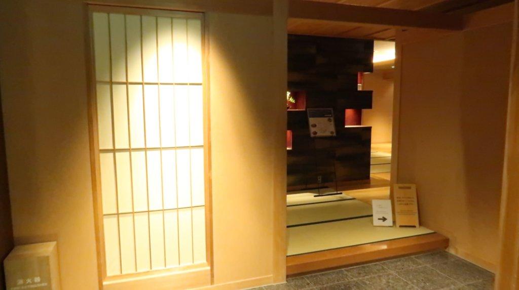濱泉、3階入り口